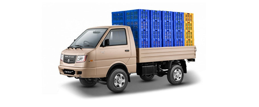 Ashok Leyland Dost+ Price in India - Mileage, Specs & 2019 Offers