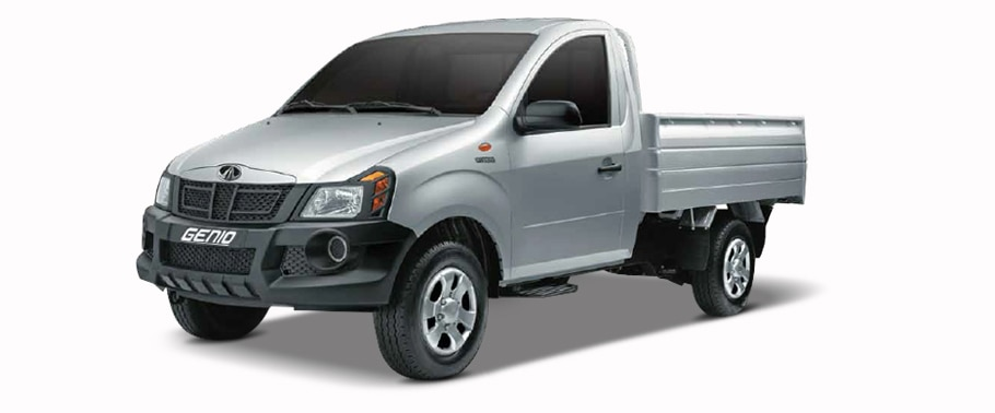 Image result for Mahindra Genio