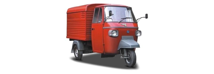 Piaggio Ape Delivery Van Price In India Mileage Specs 2019 Offers