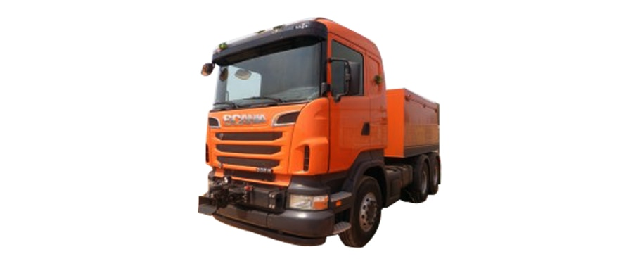 Scania R580 V8 Puller Specifications & Features - TrucksDekho