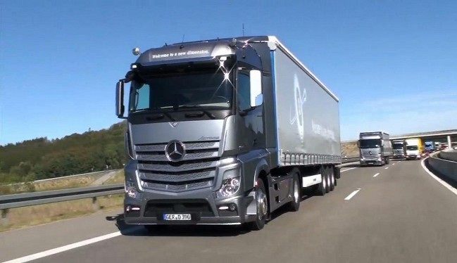 Mercedes-Benz Delivers 400 Actros Trucks to Turskish Logistics Company
