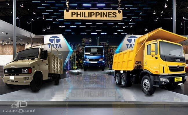 tata motors launches its range of cvs in the philippines