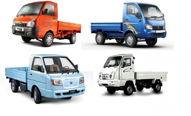 Top mini trucks in india for General motors customer service complaints
