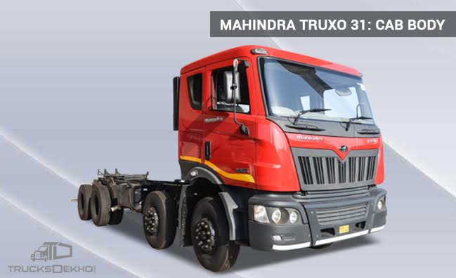 Mahindra Truxo 31 Price Specifications Videos Pictures
