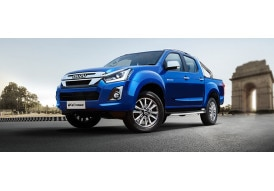 Marvelous ISUZU D MAX V Cross