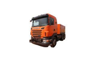 Scania R580 V8 Puller
