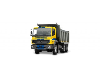 BharatBenz 2523 6x4 Pictures