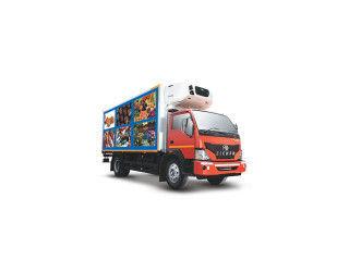 Eicher Pro 1110XP Reefer Van Pictures
