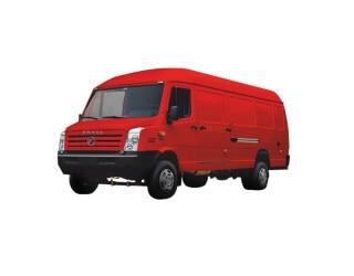 Force Traveller Delivery Van Wider Pictures