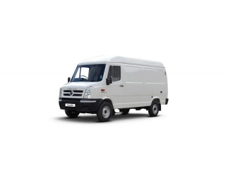 Force Traveller Delivery Van Pictures