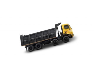 Mahindra Blazo X 31 8x4 TIPPER Pictures