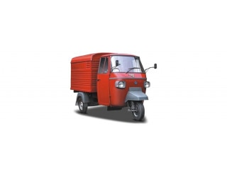 piaggio ape delivery van ask for price and emi details at. Black Bedroom Furniture Sets. Home Design Ideas