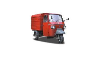 Piaggio Ape Delivery Van Price in India - Mileage, Specs