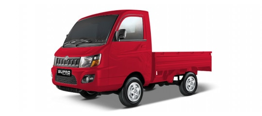 Mahindra Supro Maxitruck Pictures See Interior Amp Exterior