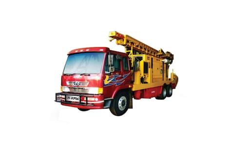Amw 2518 Drilling Rig CAB