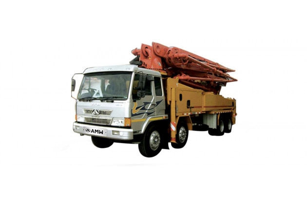Amw 3123 Concrete Pump