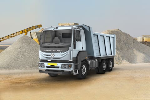 Ashok Leyland 2820 Tipper 3900/14m3/Box & Rock