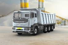 Ashok Leyland 3520 Tipper 8x2