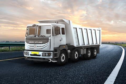 Ashok Leyland 3520 Tipper 8x4 5450/20m3/Box/8x2