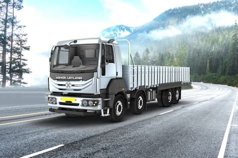 Ashok Leyland 3520 Twin Steering 6000/(24 ft)