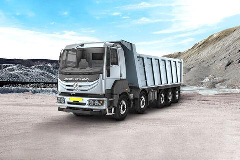 Ashok Leyland 4220 Tipper 10x4 6600/26m3/Box