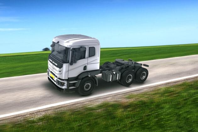 Ashok Leyland 5525 3900 CAB