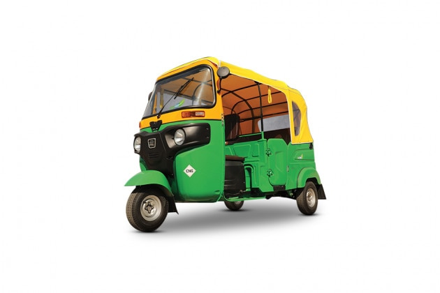 Bajaj Compact RE 3-Seater/Diesel