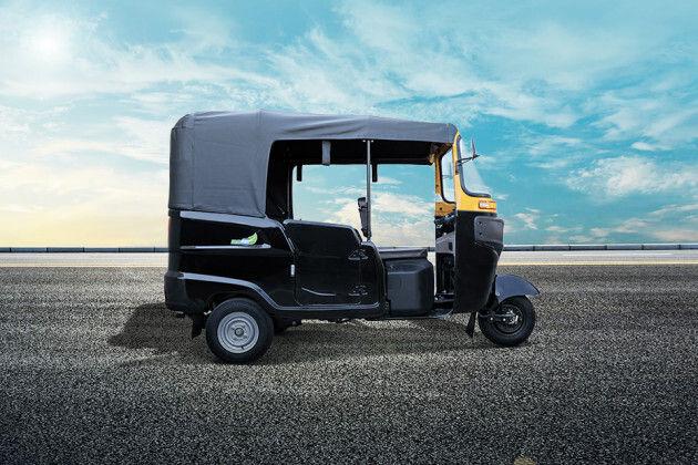 Bajaj Maxima Z 4-Seater/CNG
