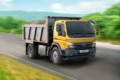 BharatBenz 1217C