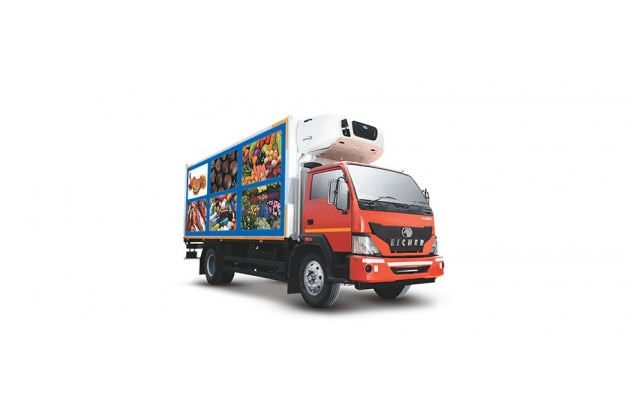 Eicher Pro 1059XP Reefer Van BS-IV