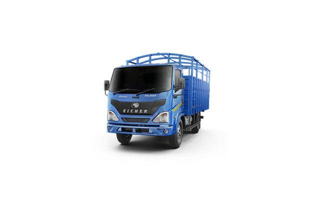 Eicher Pro 2059 CNG