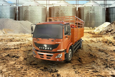 Eicher Pro 3019 5490/MS Container