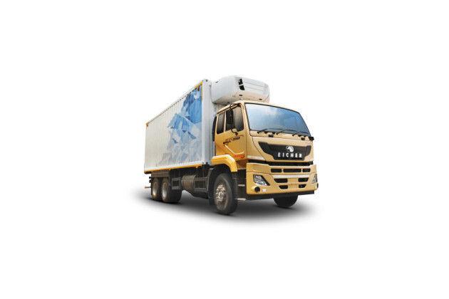 Eicher Pro 6025 Reefer Van
