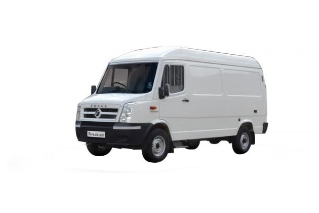 Force TD 2650 FTI ED - Delivery Van