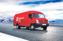 Force Traveller Delivery Van Wider
