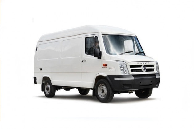 Force Traveller Delivery Van