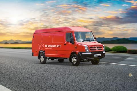 Force Traveller Delivery Van 3050/CNG