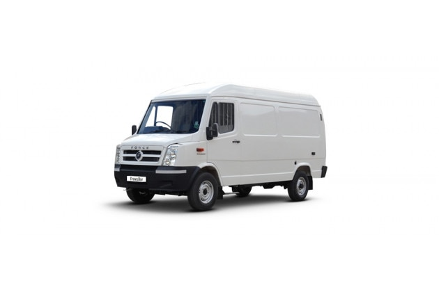 Force Traveller Delivery Van