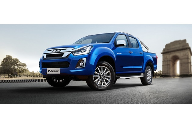 Isuzu D-MAX V-Cross