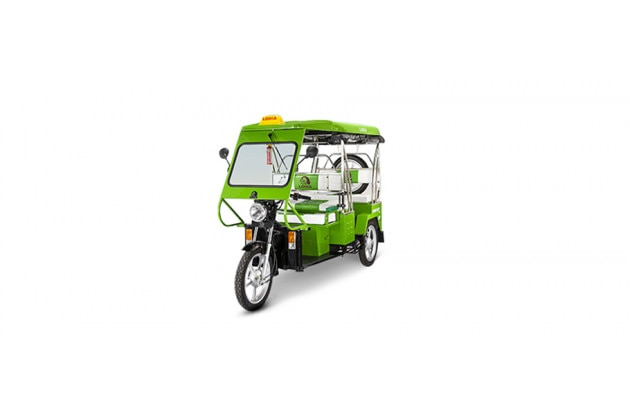 Lohia Comfort 4-Seater/Electric