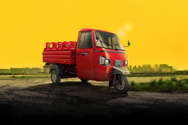 Mahindra Alfa Plus Carrier Plus