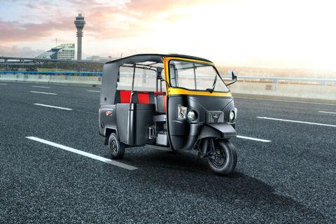 Mahindra Alfa 3-Seater/DX