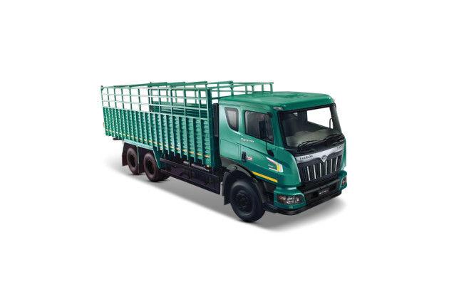 Mahindra Blazo X 28 5350/CAB