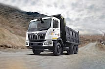 Mahindra Blazo X 28 Tipper