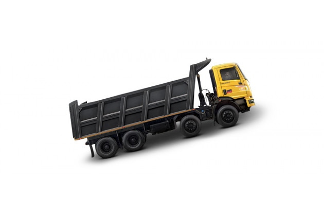 Mahindra Blazo X 35 8x4 Tipper 5330/18 Cum Box Body