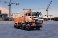 Mahindra Blazo X 35