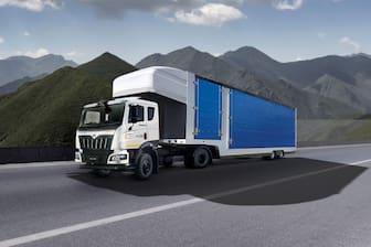 Mahindra Blazo X 40