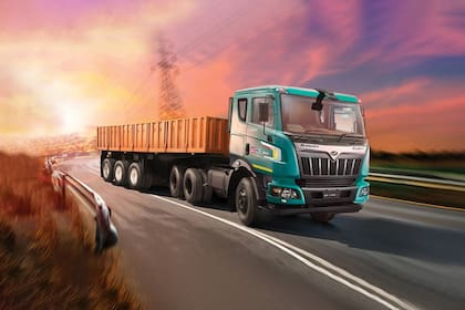 Mahindra Blazo X 55