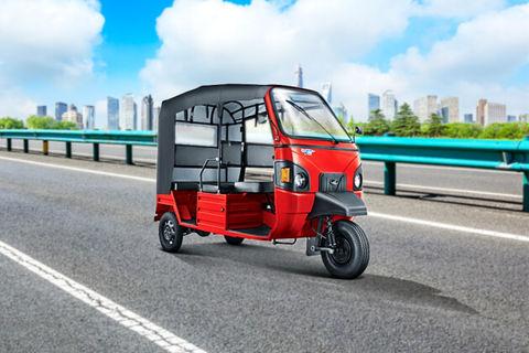 Mahindra E-Alfa mini 4-Seater/Electric
