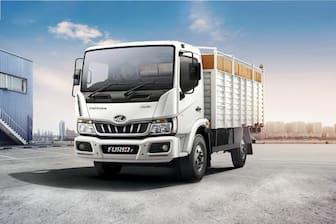Mahindra Furio 7 Cargo